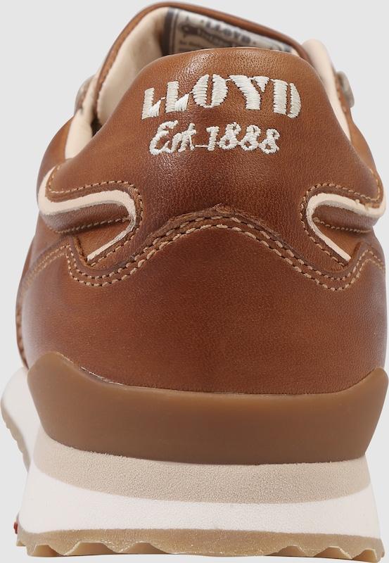 Haltbare Mode billige Schuhe LLOYD | getragene Sneaker 'EDICO' Schuhe Gut getragene | Schuhe 329425