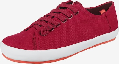 CAMPER Sneakers in rot, Produktansicht