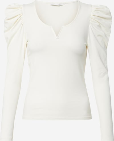 ONLY Shirt 'ONLDREAM L/S PUFF TOP JRS' in de kleur Offwhite, Productweergave