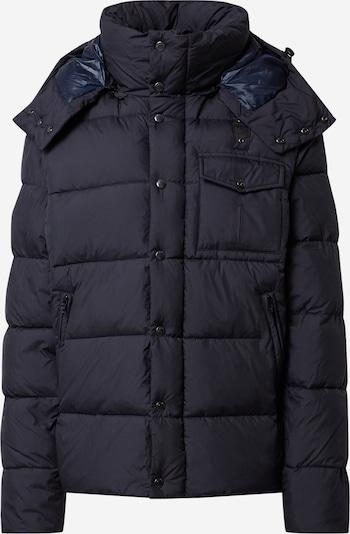Blauer.USA Winterjas in de kleur Zwart, Productweergave