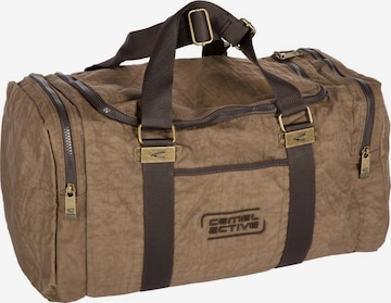 CAMEL ACTIVE Tasche 'Journey Sauna' in Beige