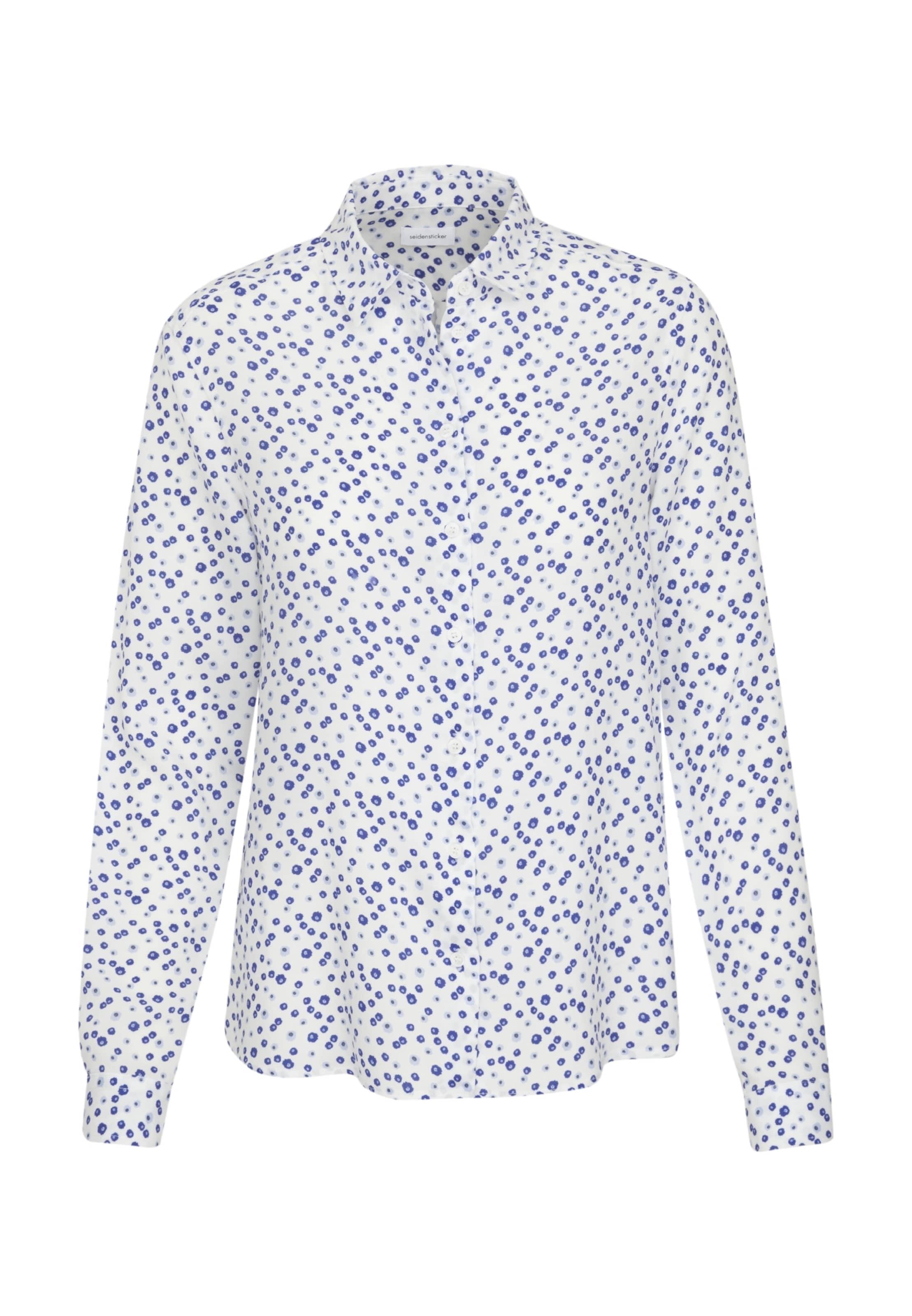 In 'schwarze Seidensticker Weiß Hemdbluse BlauHellblau Rose' 0ywPmNvnO8