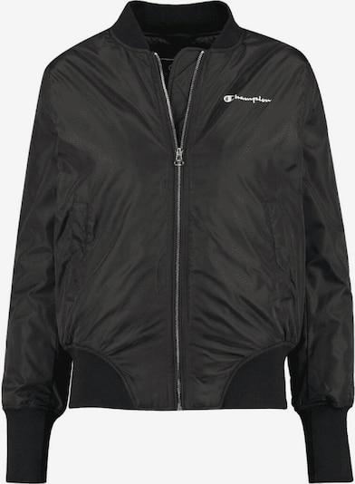 Champion Authentic Athletic Apparel Jacke ' Bomber ' in schwarz, Produktansicht