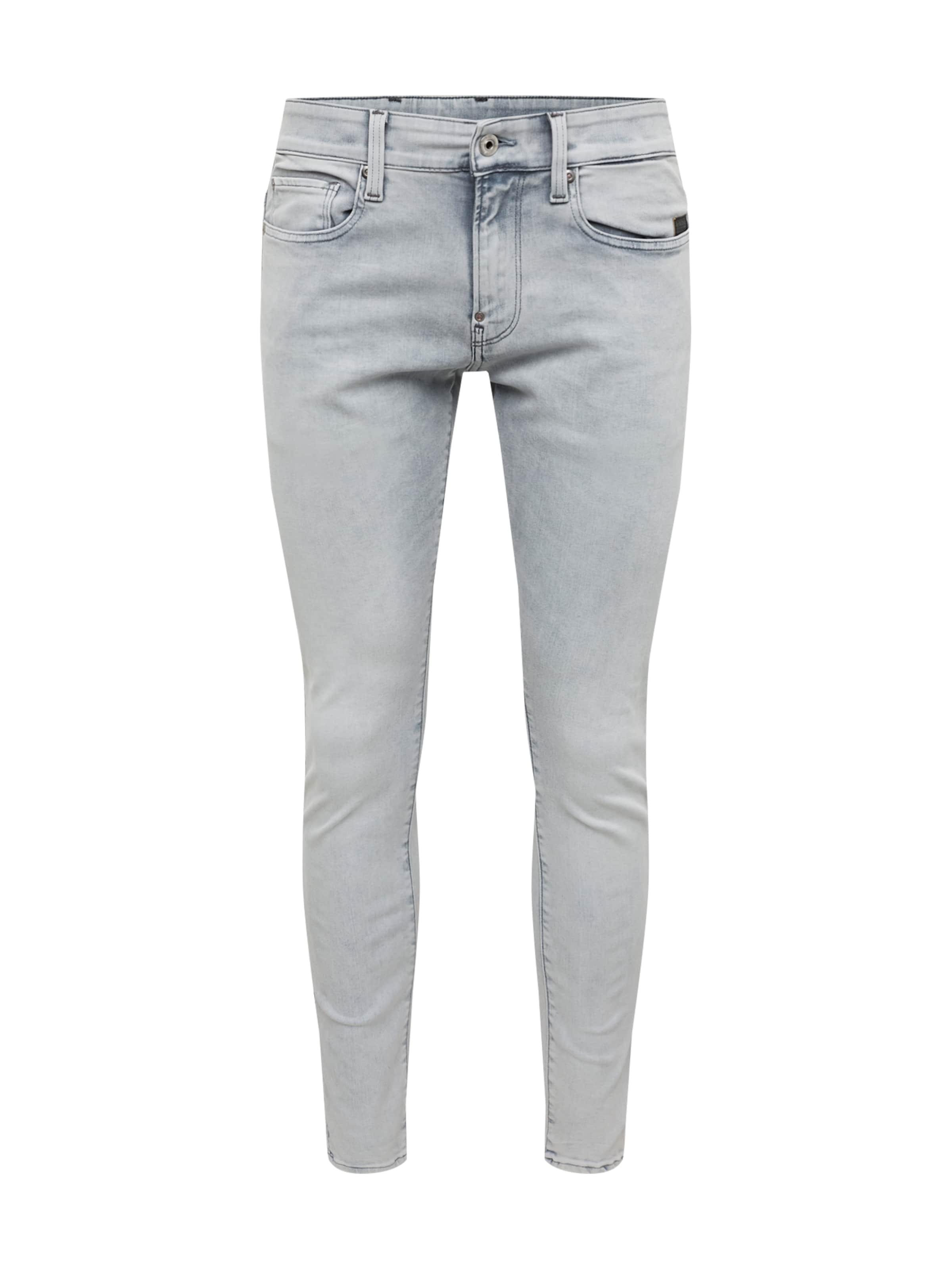 Raw star Super Grey Denim G In Jeans Slim' 'revend 8OZnwPNX0k