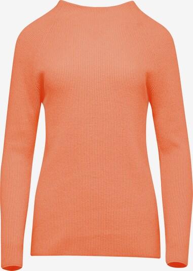 usha BLUE LABEL Strickpullover in orange, Produktansicht