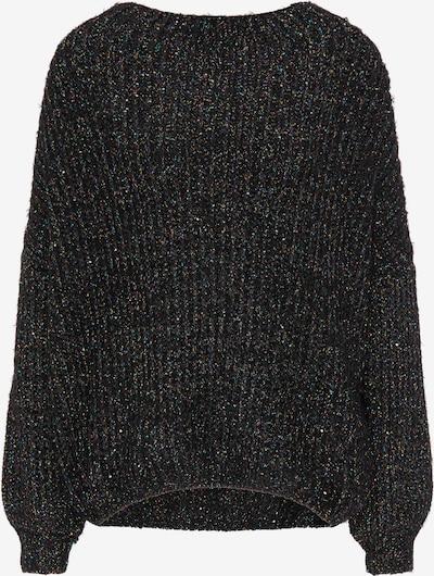 MYMO Oversized trui in de kleur Zwart, Productweergave