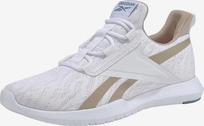 REEBOK Sportschuh 'Reago' in beige / weiß, Produktansicht