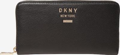 DKNY Geldbörse 'WHITNEY' in gold / schwarz, Produktansicht