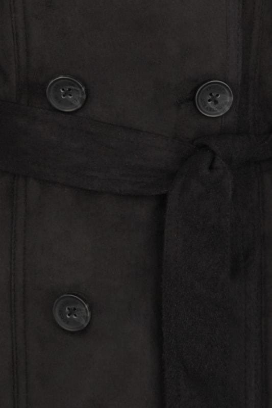 Roosevelt Roosevelt Kurzmantel mit abnehmbarem Gürtel