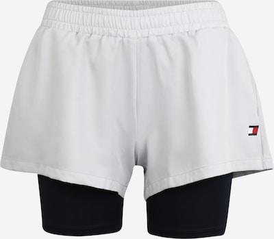 Tommy Sport Spodnie sportowe w kolorze niebieska noc / białym, Podgląd produktu