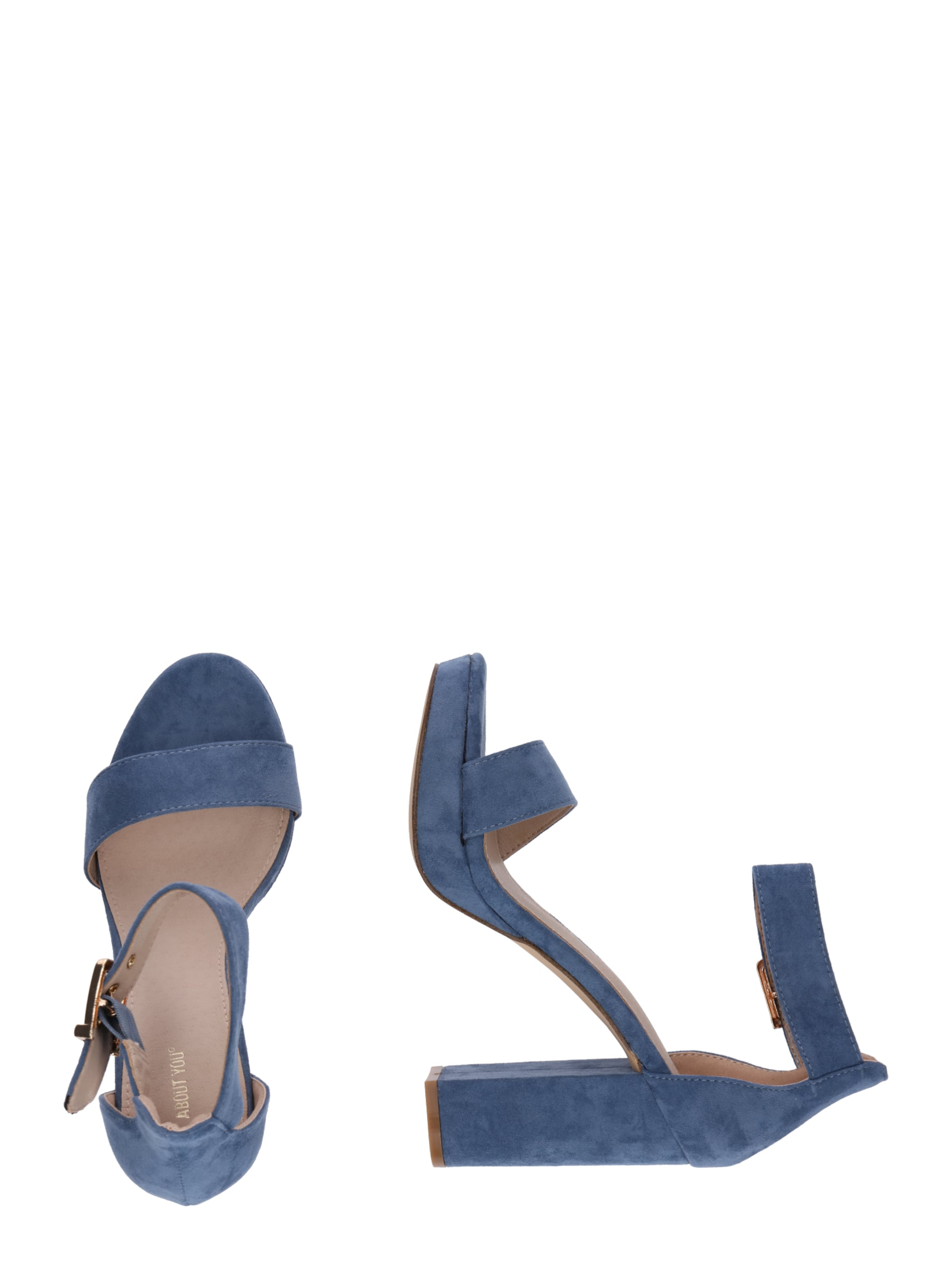 High Shoe' About 'lucy You Heel In Blau OiPZkXuT