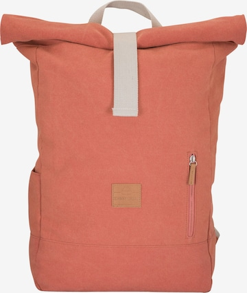 Johnny Urban Backpack 'Adam' in Red