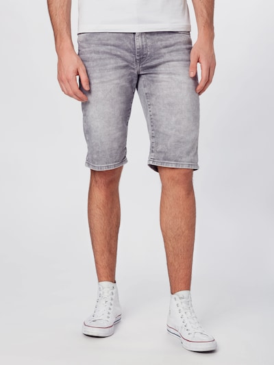 Petrol Industries Jeans 'Jackson' in grey denim, Modelansicht