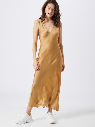 Mes Demoiselles Kleid 'Lovamour' in gold, Modelansicht