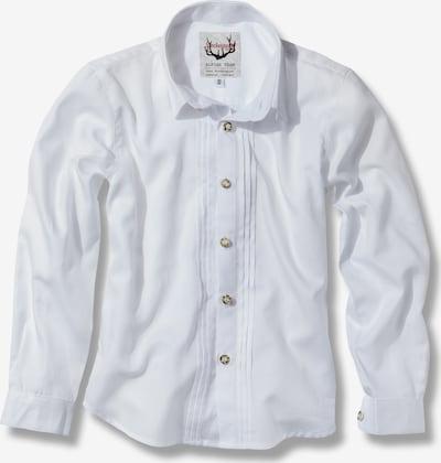 STOCKERPOINT Hemd 'Mika 2' in weiß, Produktansicht
