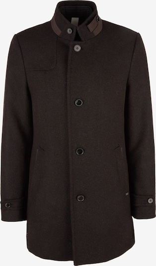 s.Oliver BLACK LABEL Mantel in dunkelbraun, Produktansicht