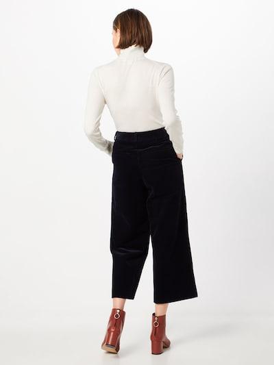 BOSS Pantalon 'Samela' en bleu: Vue de dos