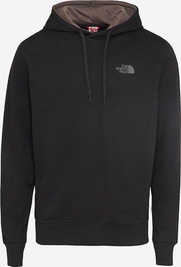 THE NORTH FACE Sweatshirt 'Seasonal' in de kleur Donkergrijs / Zwart, Productweergave