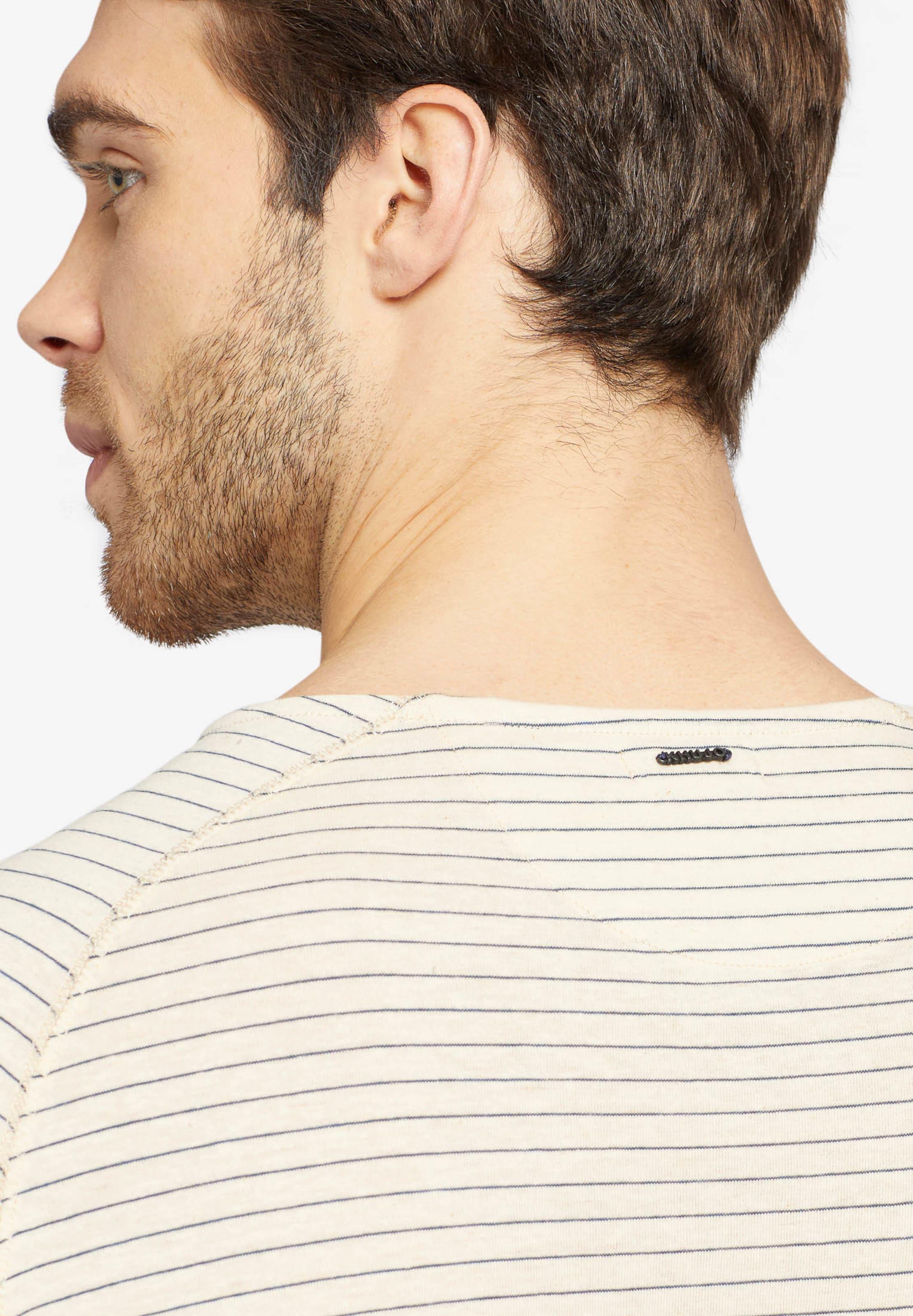 shirt 'nirval' BeigeSilbergrau Khujo T In tsrChQBdox