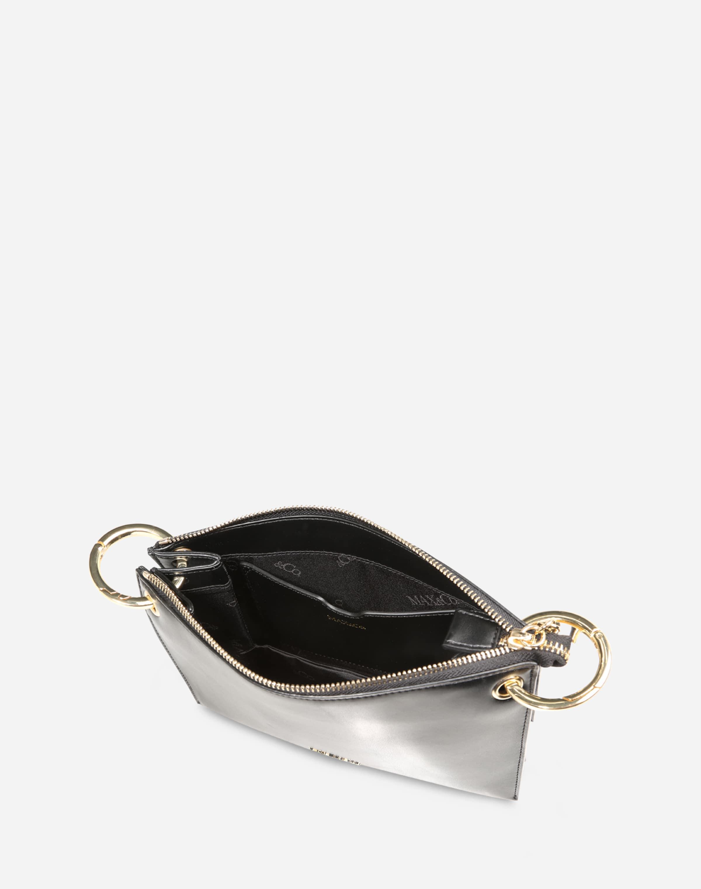 Billig Verkauf 2018 Billig Verkauf Zum Verkauf MAX&Co. Umhängetasche 'Abbracci' Billig Verkauf Schnelle Lieferung Verkauf 2018 Neue Wo Billige Echte Kaufen A0ip6ss