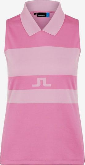 J.Lindeberg Oberteil 'Celia' in pink / hellpink, Produktansicht