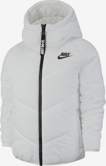 Nike Sportswear Winterjacke ' Sportswear Windrunner W ' in weiß, Produktansicht