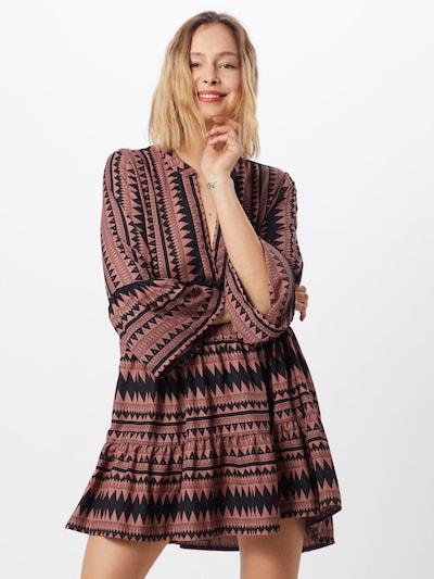 ONLY Kleid 'ONLNAYA ATHENA ' in rosa / schwarz, Modelansicht