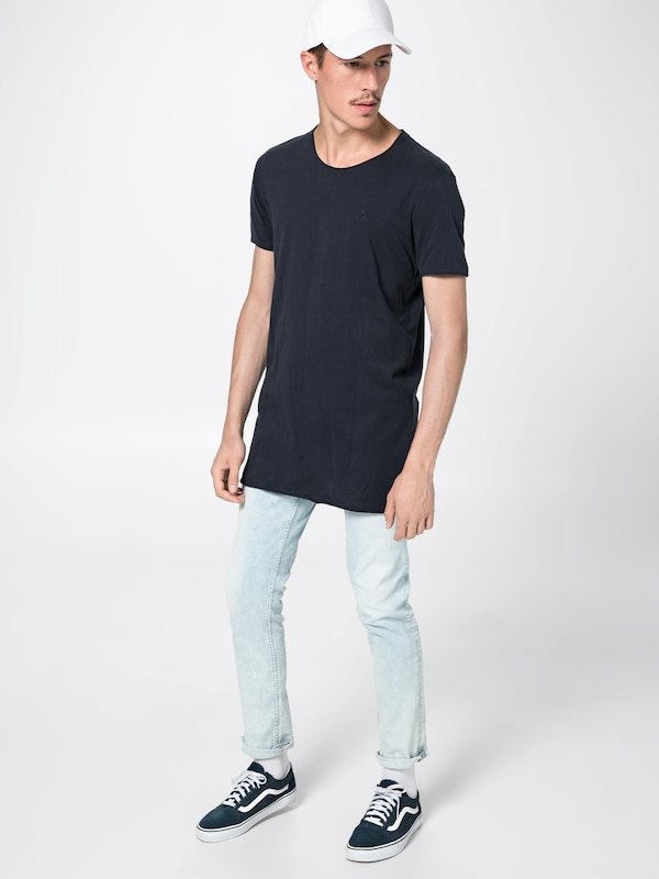 T En b' Chasin' Bleu shirt 'expand Marine lKcFu1TJ3