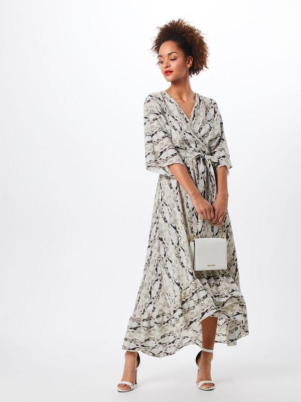 Carolina Cavour Kleid 'Leo' in grau  Bequem und und und günstig bef57e