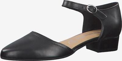 TAMARIS Bailarinas con hebilla en negro, Vista del producto