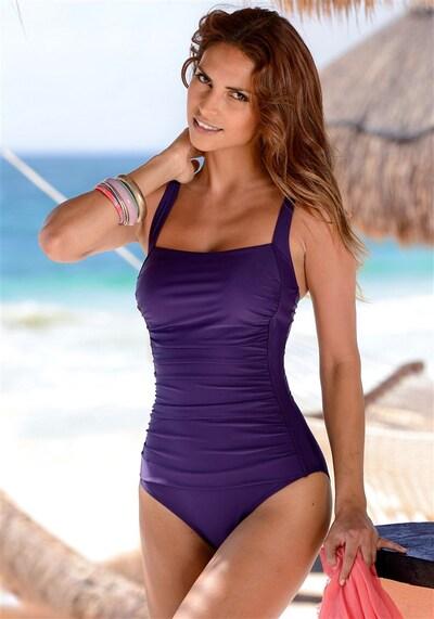 LASCANA Badeanzug in lila, Modelansicht