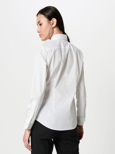 POLO RALPH LAUREN Bluzka w kolorze białym: Widok od tyłu