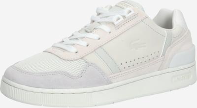 LACOSTE Sneaker 'T-CLIP 120 3 US SFA' in hellgrau / offwhite, Produktansicht