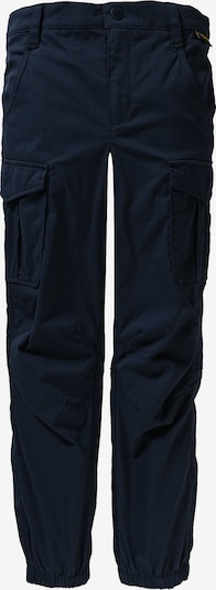 JACK WOLFSKIN Outdoorhose TREASURE HUNTER in blau, Produktansicht