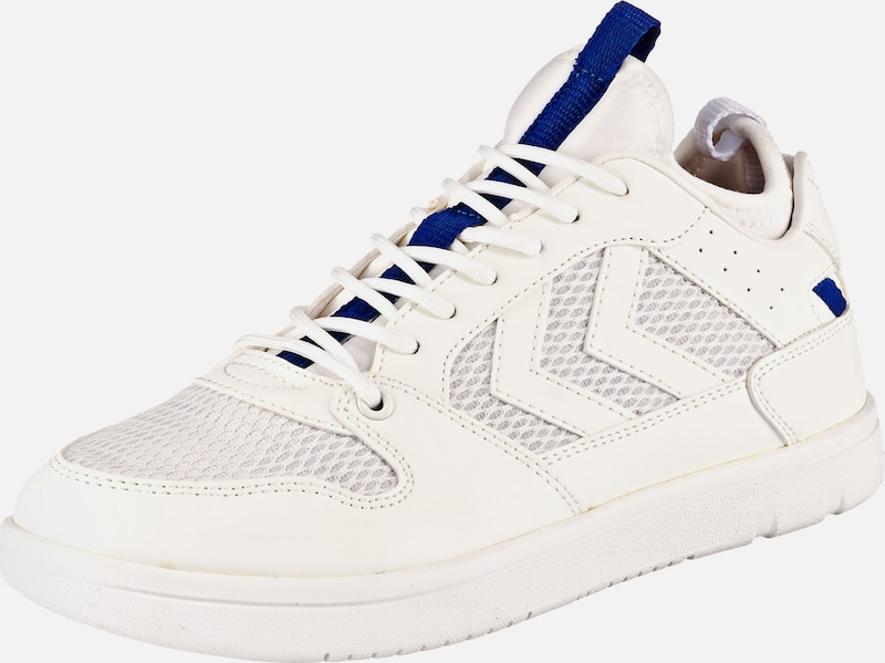 Hummel Sneakers High 'Power Play Mid Tn' in weiß | ABOUT YOU