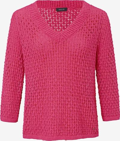 Basler Pullover in pink, Produktansicht