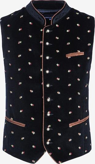 STOCKERPOINT Klederdracht gilet 'Calzado' in de kleur Zwart, Productweergave