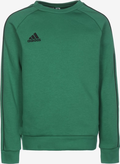 ADIDAS PERFORMANCE Sweatshirt 'Core 18' in grasgrün, Produktansicht