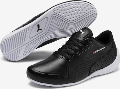 PUMA Sneaker 'BMW M Motorsport Drift Cat 7S Ultra Youth' in schwarz / weiß, Produktansicht