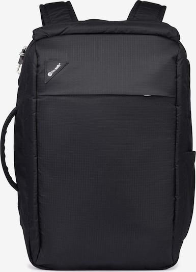 Pacsafe Rugzak 'Vibe' in de kleur Zwart, Productweergave