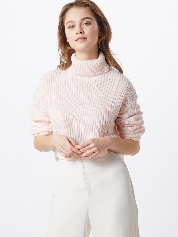Missguided Pullover in pink, Modelansicht