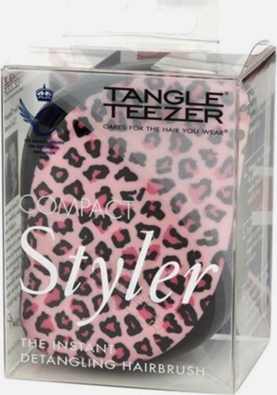 TANGLE TEEZER 'Compact Styler', Haarbürste zum Entknoten der Haare