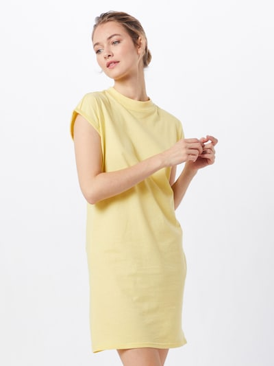 Urban Classics Šaty - žltá, Model/-ka