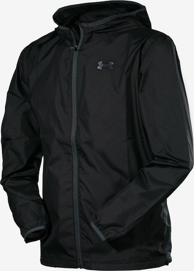 UNDER ARMOUR Kapuzenjacke 'Sack Pack' in schwarz, Produktansicht