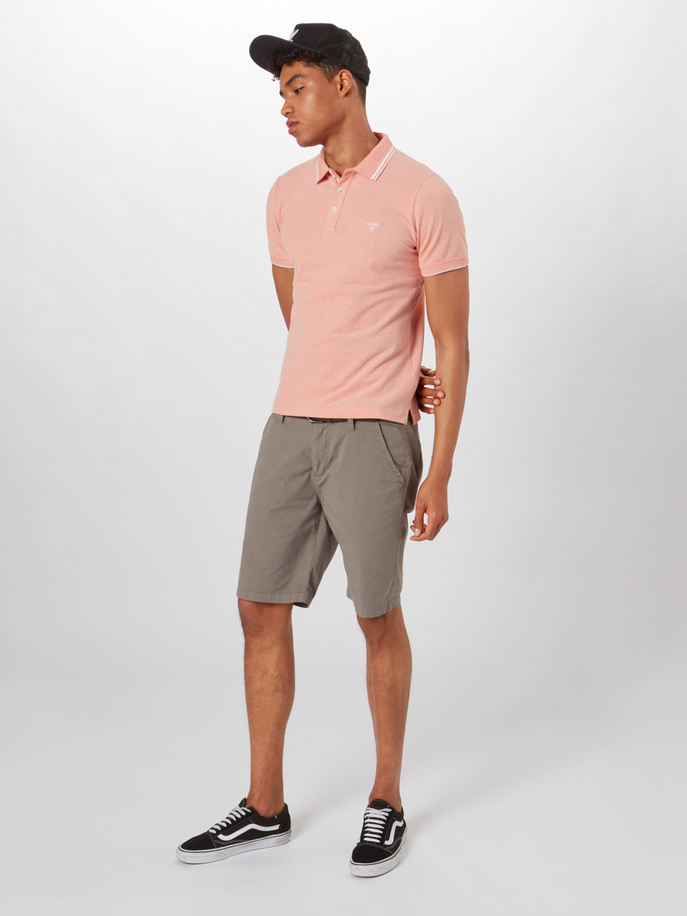 oliver Poloshirt Apricot S S In oliver Poloshirt YbWE29HeDI