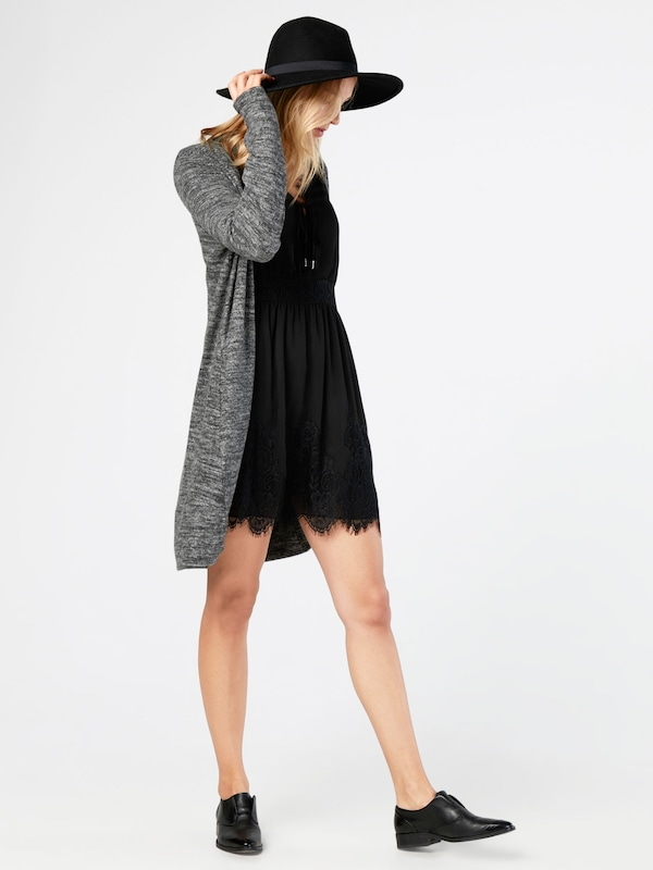 Pieces Langer Cardigan