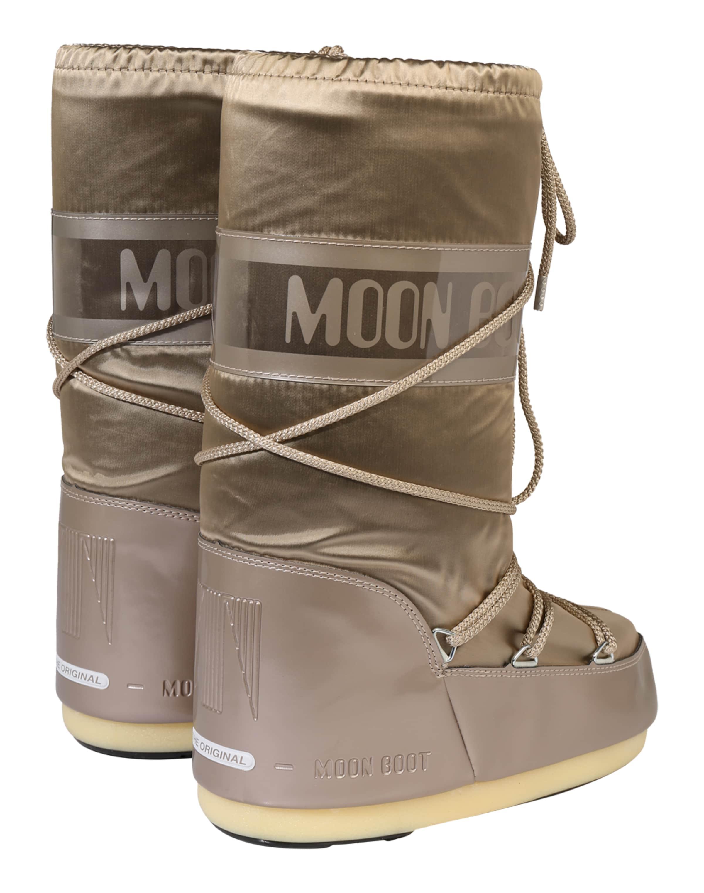 MOON Stiefel SnowStiefel SnowStiefel SnowStiefel 'Glance Kunststoff Wilde Freizeitschuhe 64ee2c