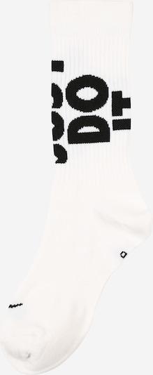 Nike Sportswear Chaussettes en noir / blanc, Vue avec produit