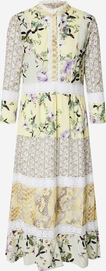 Rich & Royal Kleid in gelb / mint / mischfarben, Produktansicht