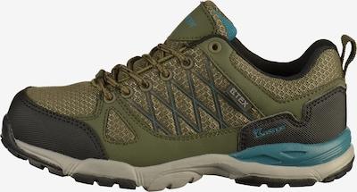 Kastinger Sneaker in khaki: Frontalansicht